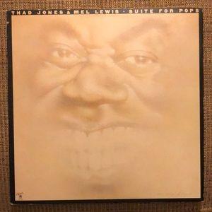 Suite for Pops jazz vinyl record: Thad Jones